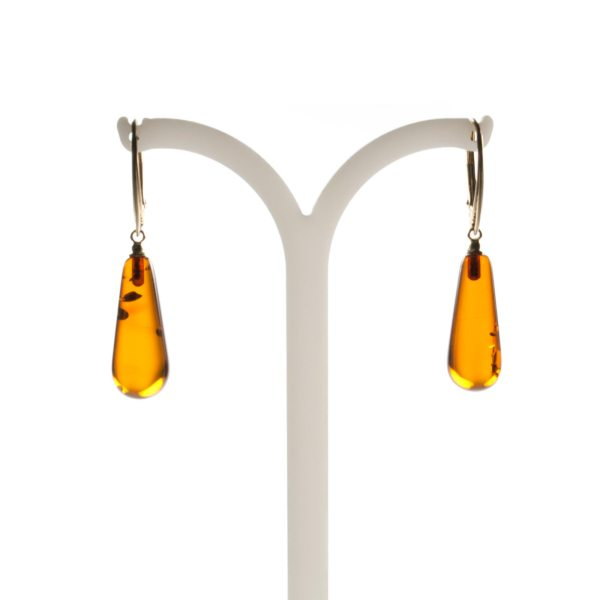 natural-baltic-amber-earrings-with-silver-lock-raindrops-cognac-2