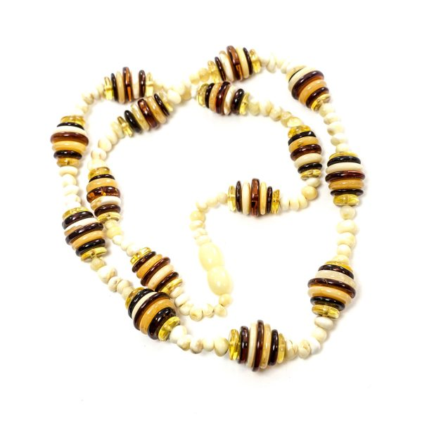 natural-baltic-amber-necklace-honeycomb-2