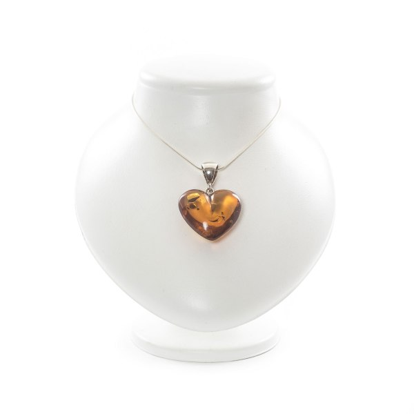 natural-baltic-amber-pendant-on-silver-holder-treasure-II-cognac