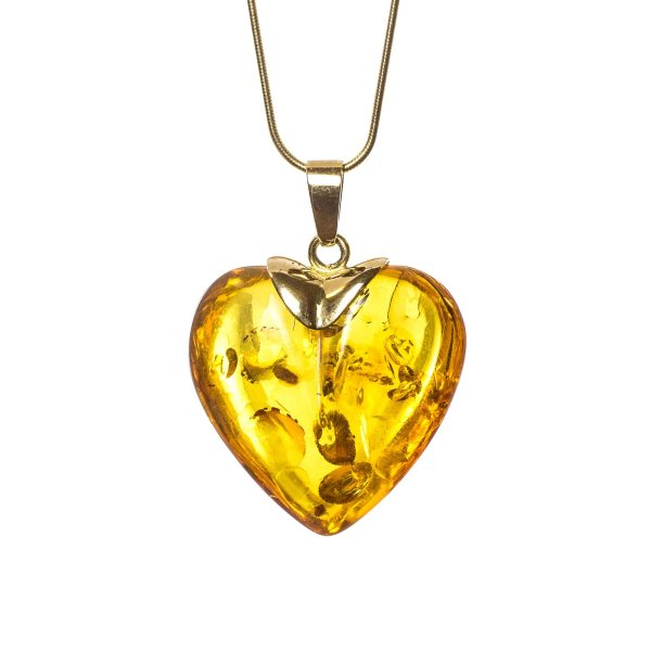 natural-baltic-amber-pendant-with-14k-gold-golden-heart