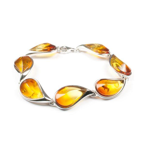 sterling-silver-bracelet-with-natural-baltic-amber-veneraII-gradient