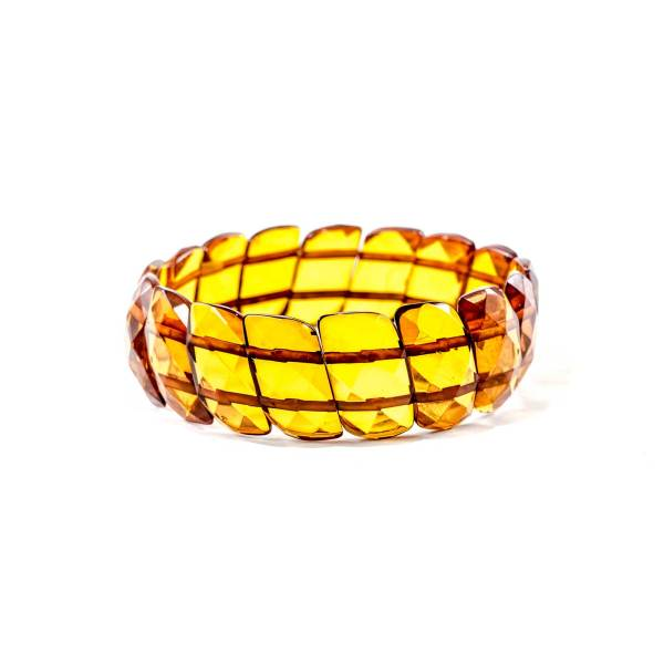faceted-bracelet-from-natural-baltic-amber-twisted-cognac