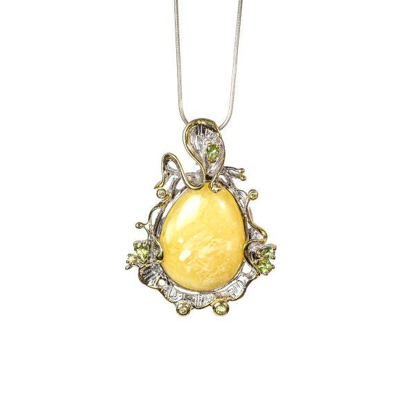 silver-pendant-with-natural-baltic-amber-malibu