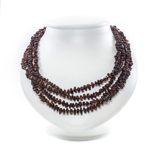 Long Cherry Necklace