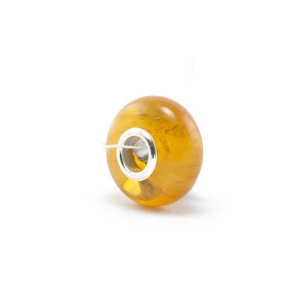 Amber Charm Honey Color Side