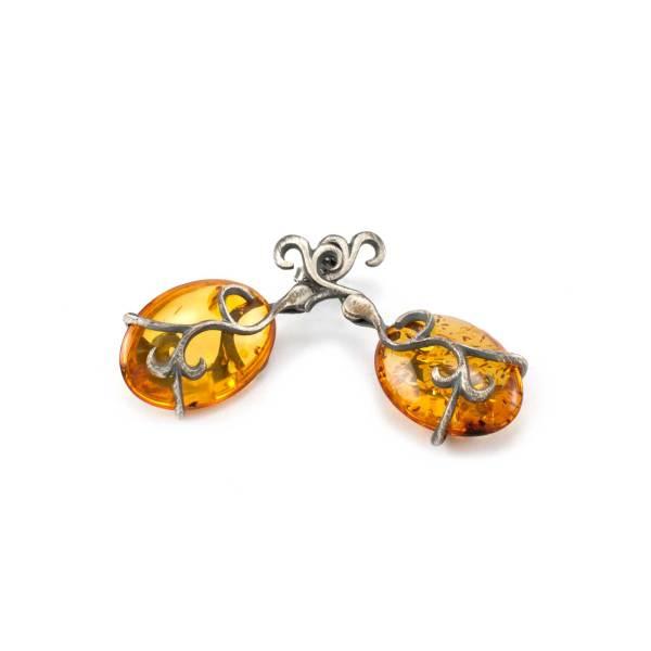 Vinatage Style Azure Earrings 4