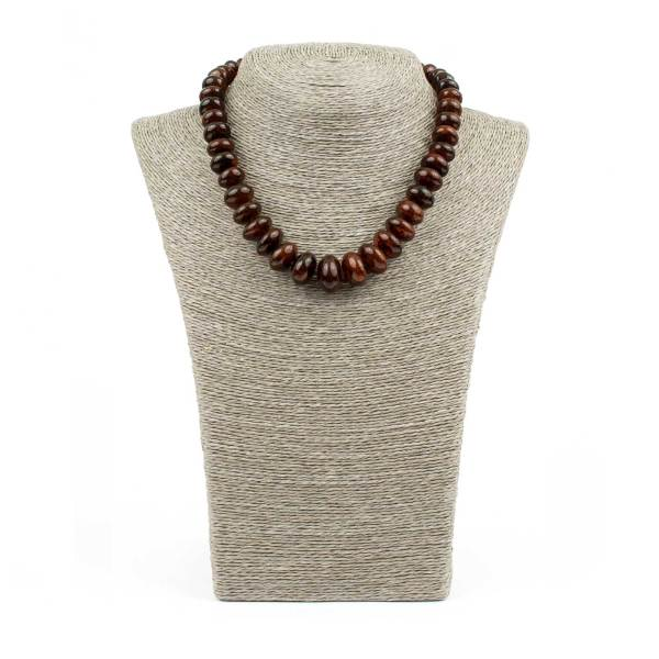 Solid Cherry Amber Necklace