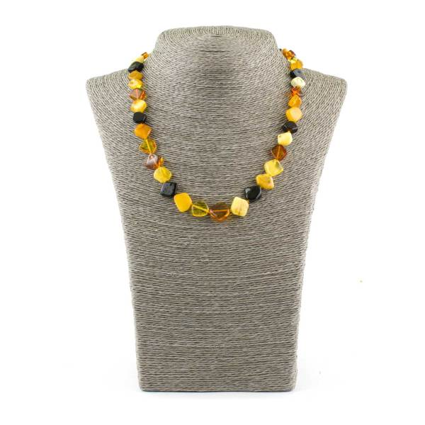 Amber Multicolor Necklace