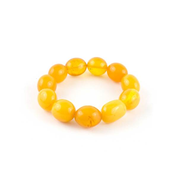 Antique Amber Style Bracelet