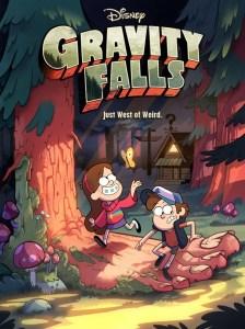 Gravity-Falls-Season1_poster