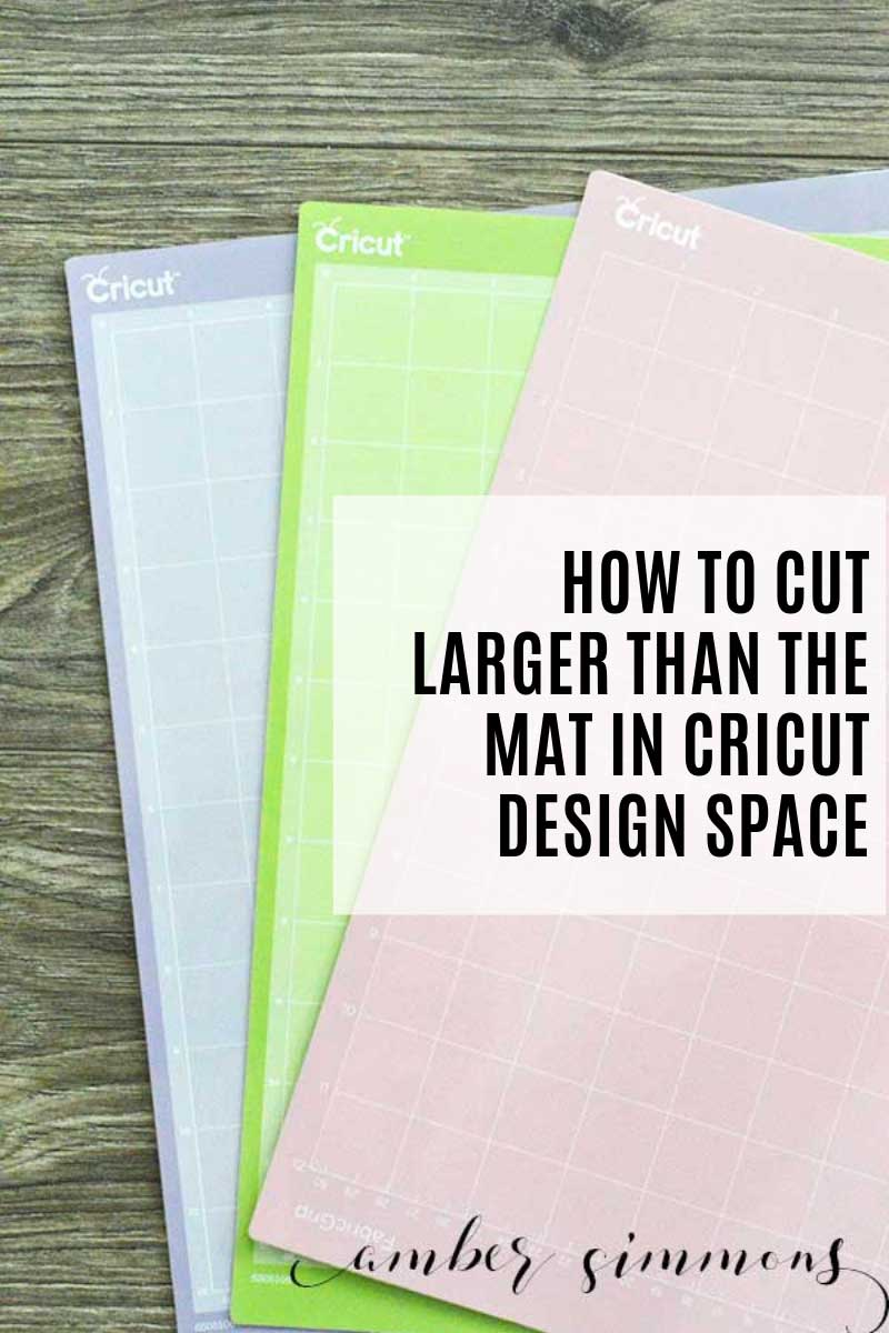 Cricut Image Too Large : cricut, image, large, Larger, Cricut, Design, Space, Amber, Simmons