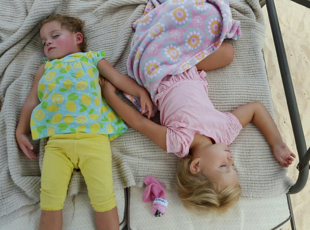 Cute Kids Sleeping
