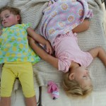 Cute Kids Sleeping