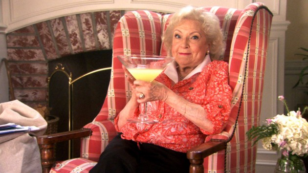 Betty White for the win