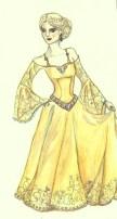 Princess of Norbane. Age: 15-16. Magic: none.
