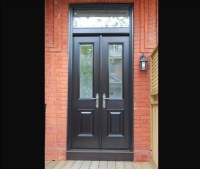 French Doors Exterior: Double French Doors Exterior