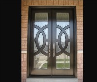 Exterior Doors: Double Entry Doors - Amberwood Doors Inc.