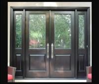 Exterior Doors: Double Entry Doors - Amberwood Doors Inc.