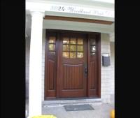 Exterior Doors: Side Light Entry Doors - Amberwood Doors Inc.