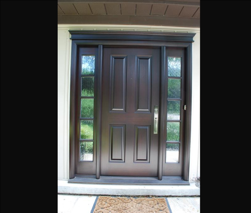Exterior Doors Side Light Entry Doors Amberwood Doors Inc