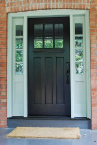 Three classic front door designs that never go out of ...