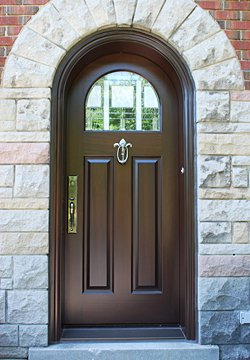 Custom Round Top Doors What To Look For Amberwood Doors