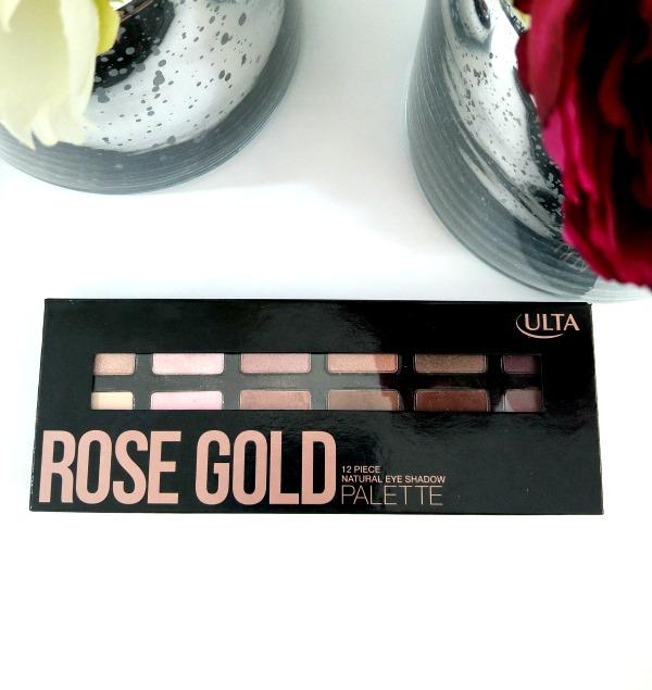 ulta rose gold edit