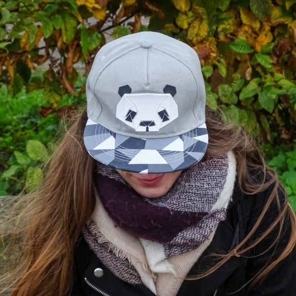Casquette panda