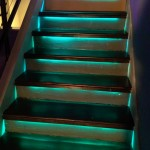 stairs green