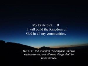 Principles 10