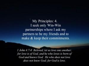 Principles 4