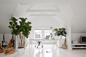 The Art of Creating A Workspace at Home