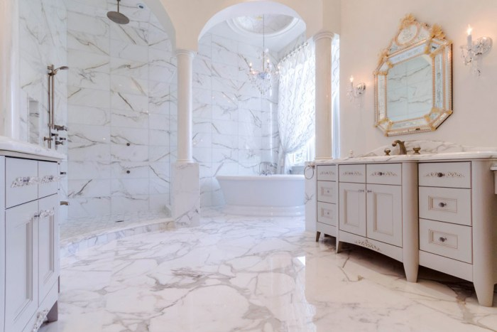 Chateau Inspired Custom Home - Master Ensuite