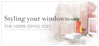 Styling Your Windows: The Home Office Edit