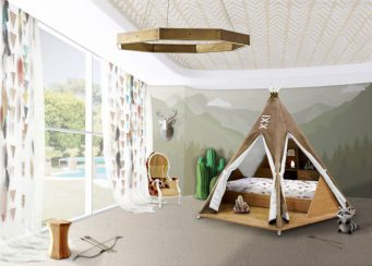 Designing The Coolest Kids Rooms