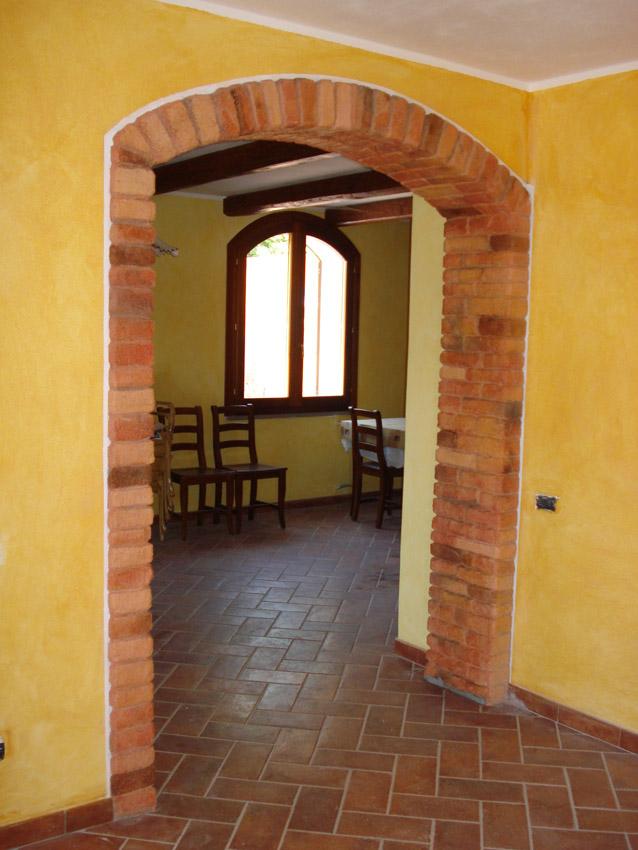 Abitazione privata  Osilo  Decorazioni pittoriche e