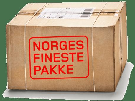 ambiente norgesfinestepakke posten