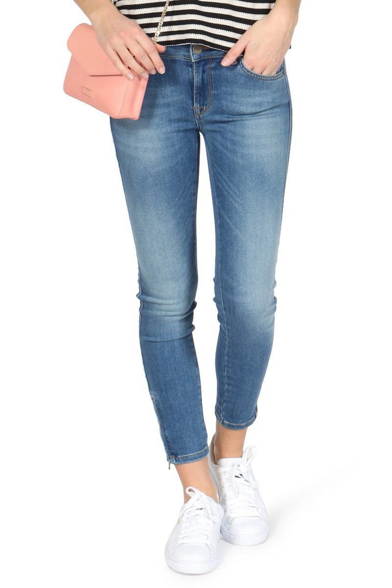 'Superskinny Athena' jeans Mos Mosh - 111451 Athena superskinny farge: bleached