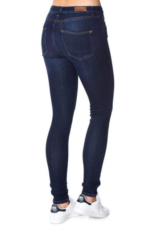 Blue denim superskinny jeans Mos Mosh - 111431 athena superskinny