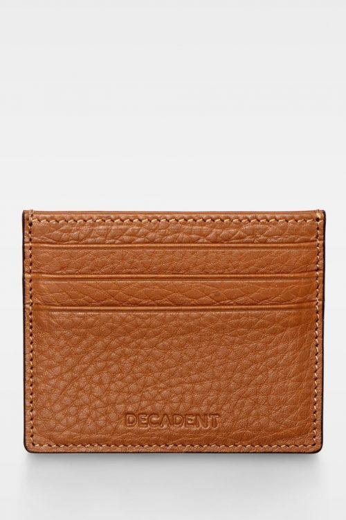 Cognac kredittkortholder Decadent - 267 isla cardholder