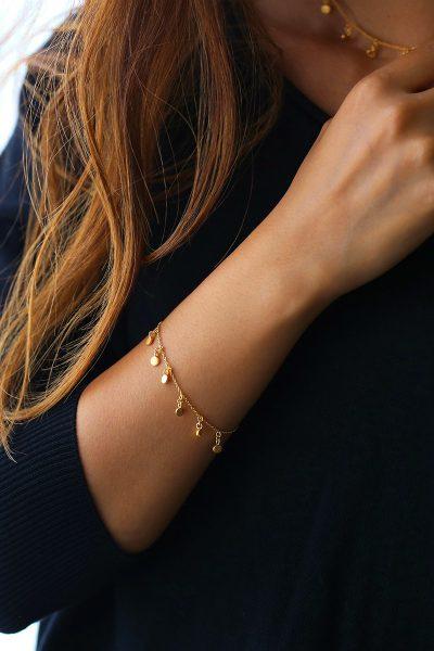 'Raindrops' armbånd Enamel Copenhagen - raindrops bracelet