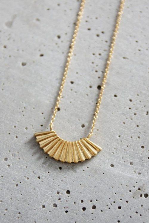 'Goddess' kjede Enamel Copenhagen - goddess necklace