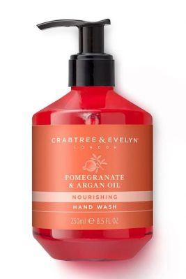 Pomegrante & Argan oil hand wash 250ml Crabtree & Evelyn