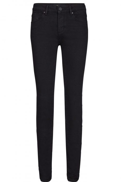 Sort strikket 'Jade Cosy Jeans' Mos Mosh - 123440 jade cosy jeans