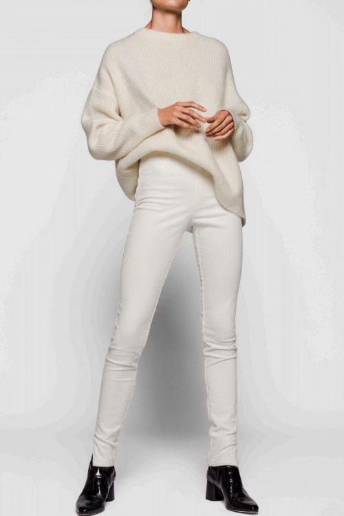 Offwhite cord leggings One & Another - dublin cord leggings