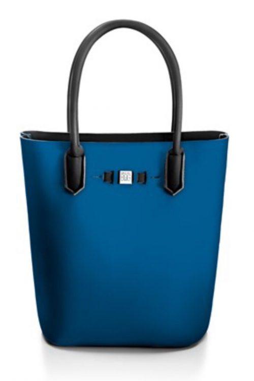 Sapphire Blue 'Popstar' shopper Save my Bag - 10230N-LY-TU NOTTINGHAM Sapphire Blue