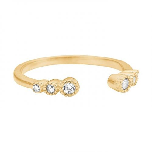 'Romance' ring Enamel Copenhagen - R35SM Ring, romance