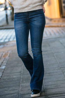 'Raval' flare jeans Lois Jeans - Raval 5401 celine dark not destroyd L32 og L34