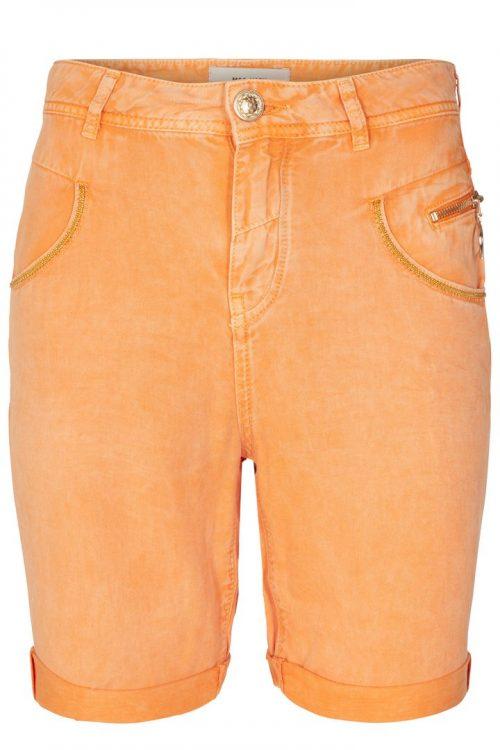 Hvit eller orange shorts Mos Mosh - 128210 nelly block shorts