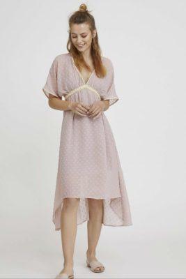 Dus rosa kjole Nüd - Clos blush